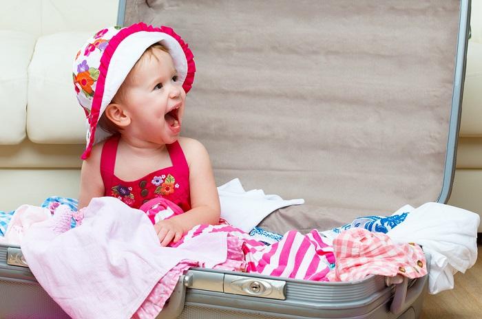 子連れ旅行でのワンポイントアドバイス