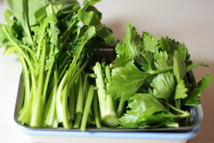 ②野菜葉っぱ_150430