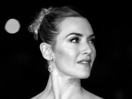 "LONDON, ENGLAND - OCTOBER 18:  Kate Winslet attends the ""Steve Jobs"" Closing Night Gala during the BFI London Film Festival, at Odeon Leicester Square on October 18, 2015 in London, England.  (Photo by John Phillips/Getty Images for BFI)"