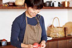 家族ウケ間違いなし!ワタナベマキさんに教わるNEWトマトレシピ