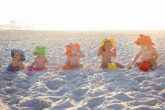 おしゃれママ必見!海外ブランドのUVハット&ベビー水着で夏支度!